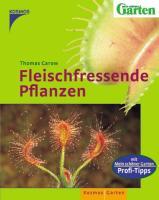 Fleischfressende Pflanzen von Thomas Carow (Vorderseite)