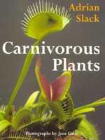 Carnivorous Plants von Adrian Slack (Vorderseite)